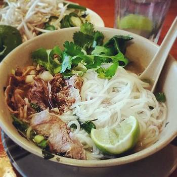 Perfect Weather For Pho! ♡ by Sophia Perez