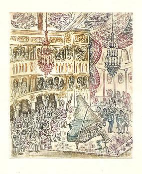 Performance by Milen Litchkov