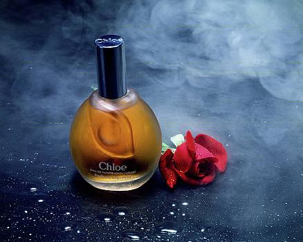 Perfume and Rose by Gary De Capua