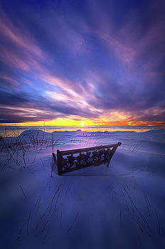 Perhaps Not A Word by Phil Koch