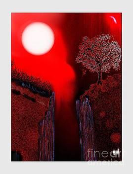 Perigee Moon 2 by Yul Olaivar