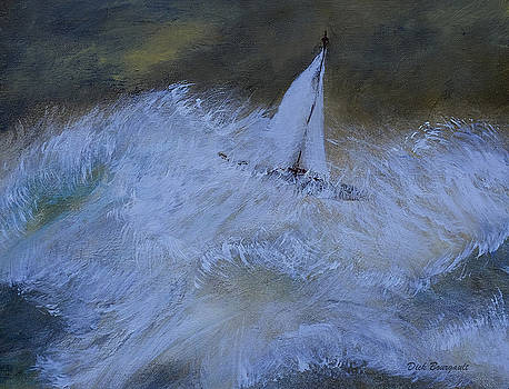 Peril at Sea by Dick Bourgault