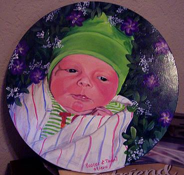 Periwinkle Baby Boy by Ruanna Sion Shadd a'Dann'l Yoder