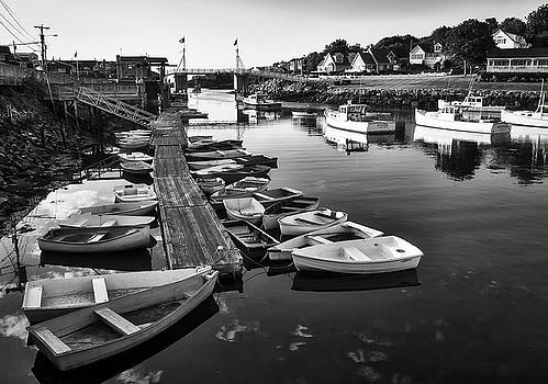 Steven Ralser - Perkins Cove Boats - Maine