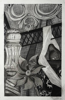 Perpeptual Pinwheel by Amanda Johnson