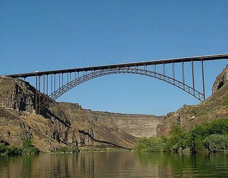 Perrine Bridge by Dawn Blair