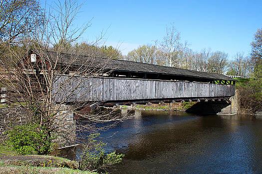 Perrine's Bridge in Spring #1 by Jeff Severson