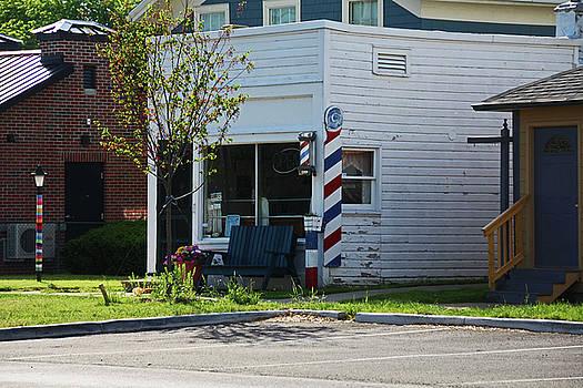 Perrysburg Barbershop by Michiale Schneider