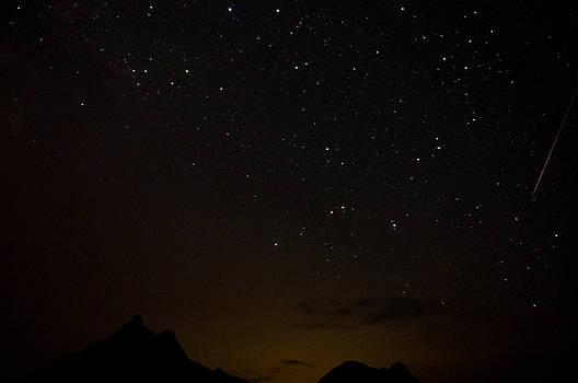 Jedediah Hohf - Perseid Meteor Shower
