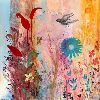 Persephone's Splendor by Robin Maria Pedrero