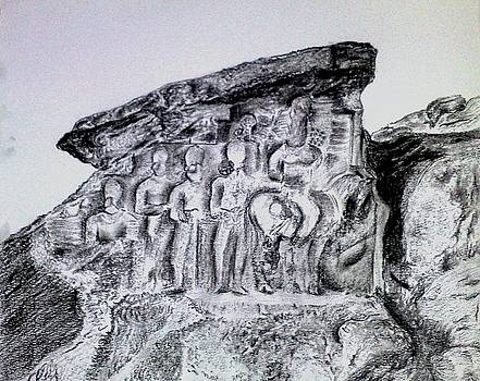 Persepolis by Sarah Khalid Khan