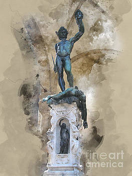 Perseus by Barbara Dudzinska