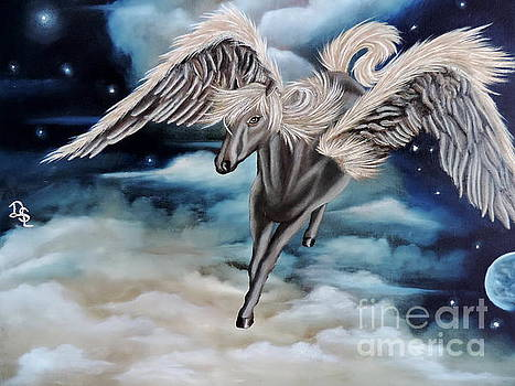 Perseus The Pegasus by Dianna Lewis