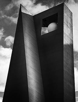 Pershing Square Bell Tower by Joseph Hollingsworth