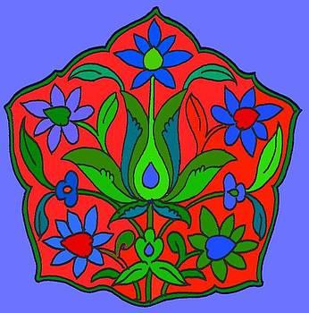 Persian Design by Mehdi Mehrvarz