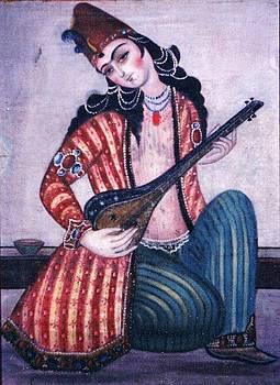 Alex Rahav - Persian musician