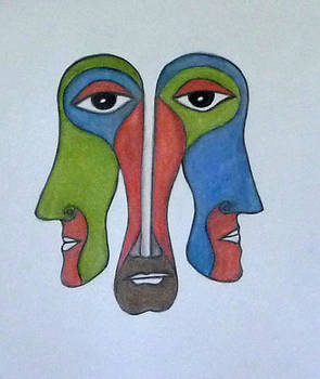Personalities by Sarojit Mazumdar