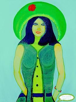 Personas 3 by Lorna Maza