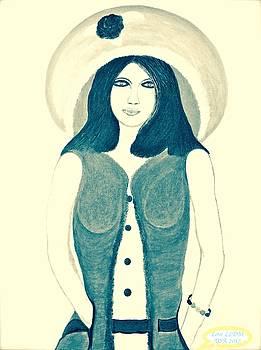 Personas 4 by Lorna Maza