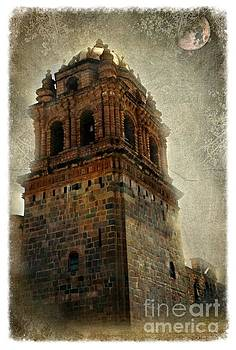 Peruvian Church Tower by Scott Parker
