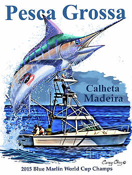 Pesca Grossa by Carey Chen