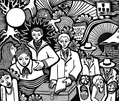 Pessoa  1888 - 1935 by Jose Alberto Gomes Pereira