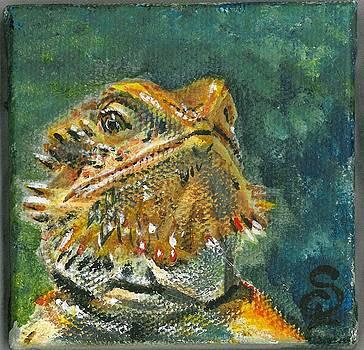 Pet Dragon  by Sarah Lowe
