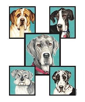 Pet Memorial by Sheryl Unwin