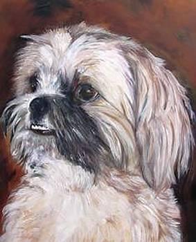 Pet Portrait Artist Painter by Renee Dumont  Museum Quality Oil Paintings  Dumont