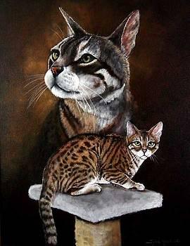 Pet Portraits by Syndi Michael