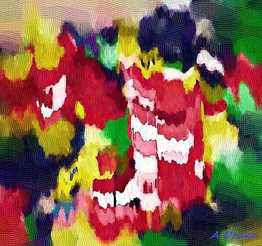 Alec Drake - Petal Pollen Volcano