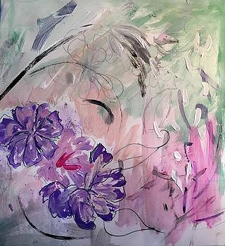 Petals in Pastel by Mary Gallagher-Stout