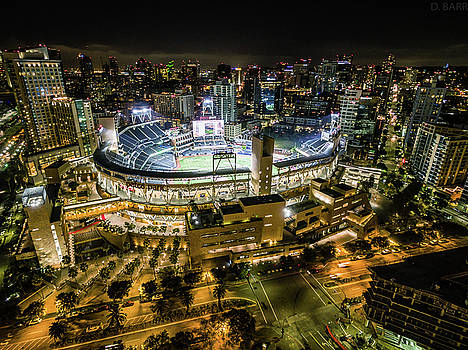 Petco Park by Doug Barr