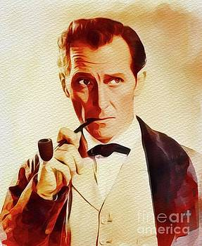 John Springfield - Peter Cushing, Movie Legend