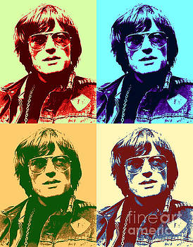 Peter Fonda Easy Rider Pop Art Painting by Pd
