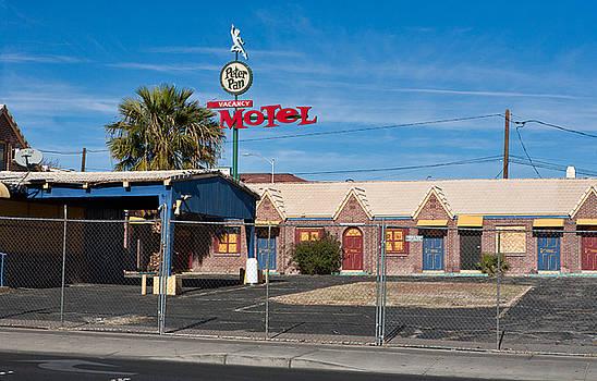 Peter Pan Motel by Daniel Furon