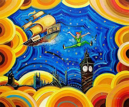Peter Pan by Radosveta Zhelyazkova