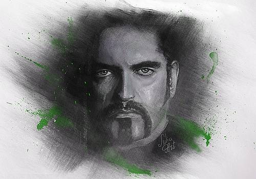 Peter Steele, Type O Negative by Julia Art