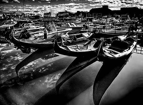 Peter's Landing Pier by Joseph Hollingsworth