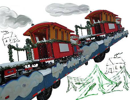 Petit train va loin by Dominique Fortier