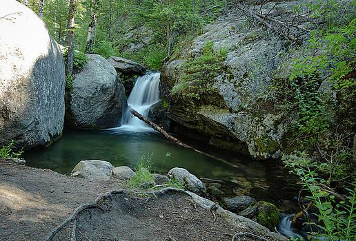 Petite Waterfall by Sean Allen