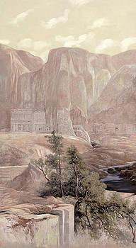 Petra by Guido Borelli