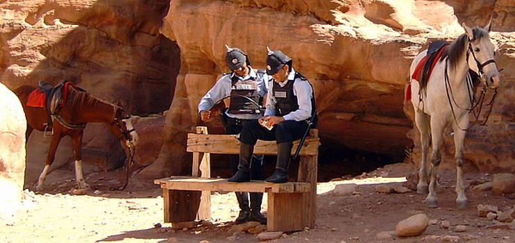 Petra PD by Larry Underwood