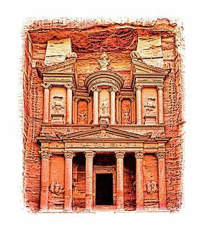 Dennis Cox - Petra Treasury