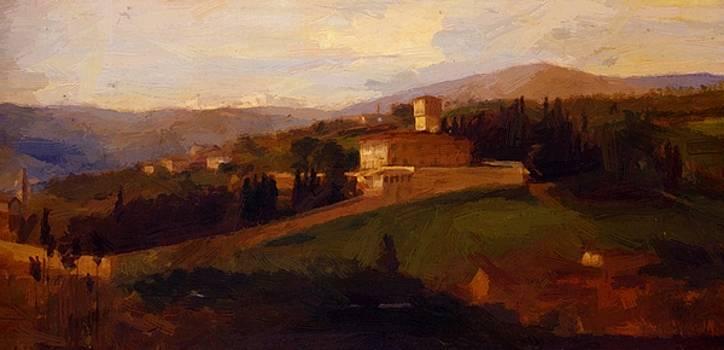 Watts George Frederick - Petraia