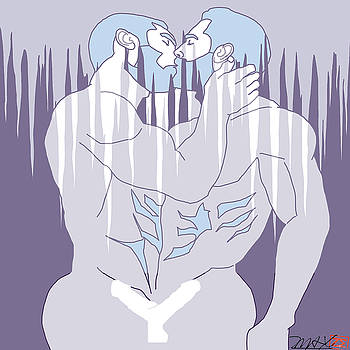 Petrified Ice by Zane  Maxwell