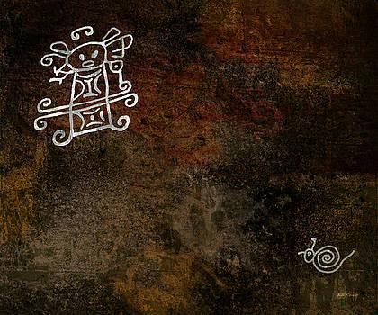 Bibi Rojas - Petroglyph 8