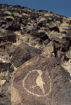 Jerry McElroy - Petroglyph