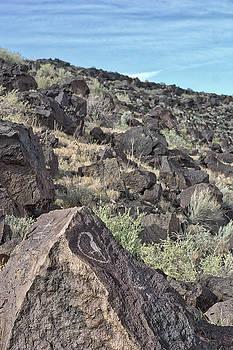 Steven Ralser - Petroglyphs IV - Albuquerque - New Mexico