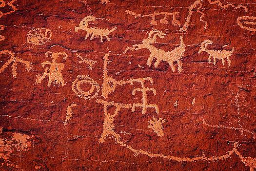 Kelley King - Petroglyphs